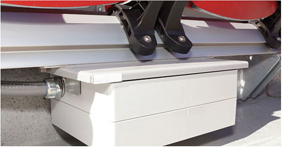Under-seat high-density solutions require costly infrastructure changes.