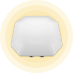 Quad Outdoor UHD Access Point from Everest Networks