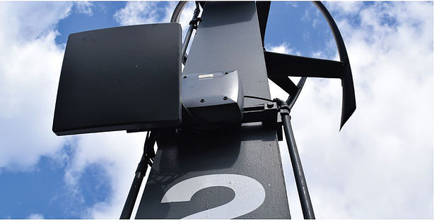 Current over-head solutions fail to meet Wi-Fi expectations for large venues.